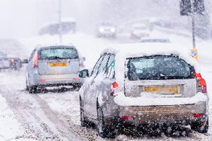 Dos and do nots of driving in the snow