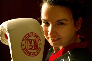 Kickboxing and kung fu have transformed the life of Emmadee Fox EMN-181122-132953002