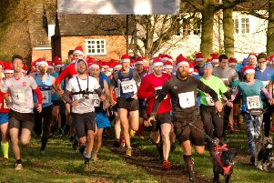 The start of the 2018 Gaddesby Gallop EMN-190201-095049002
