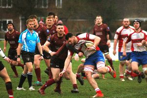 Melton shipped 50-plus points for the eigthth time this season against Wellingborough EMN-190801-110046002