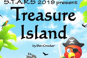 Whissendine STARS presents Treasure Island PHOTO: Supplied