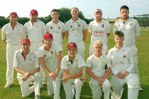 Hickling won the first-ever Belvoir League in 1914 and this side shared the final title with Thorpe Arnold last summer EMN-190129-184442002