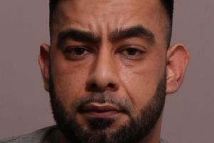 Drug dealer Adnan Khan, who has been jailed for 12 years after being tracked down in Syston after going on the run from police for more than a year EMN-190130-130216001