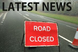 The road was closed by police EMN-190219-094047001