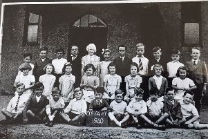 Old Dalby School PHOTO: Supplied