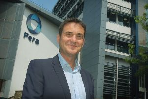 Nigel Brown, managing director of Pera.