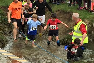 Be prepared to get wet at the Queniborough Stomp EMN-190319-134458002