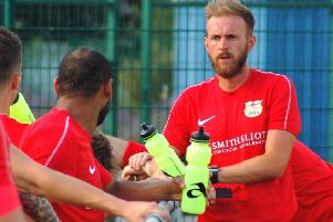 Co-manager Tom Manship has achieved his key pre-season targets of securing FA Cup football and growing the Town following EMN-190304-125453002