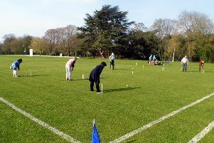 Melton Croquet Club have moved to a new bigger home on Egerton Park EMN-190404-165220002