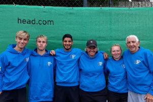 Melton Mowbray Tennis Club's coaches are ready to welcome you to their open day this weekend EMN-190904-125041002