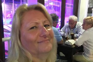Lynda Spargo, who sustained a devastating brain aneurism while at work at Sherard Primary School in Melton and who has passed away after being in a coma for almost two years EMN-190406-104617001