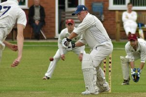 Mark Carnell helped Thorpe recover after a tough start to their innings EMN-190716-094928002