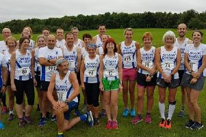 A total of 23 Stilton Striders competed in the Holme Pierrepont Grand Prix series EMN-190716-145740002