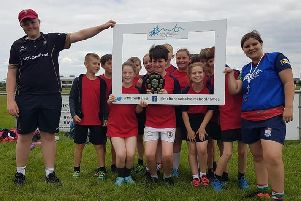 Asfordby Hill pipped Sherard to the Melton and Belvoir tag rugby title EMN-190716-184753002