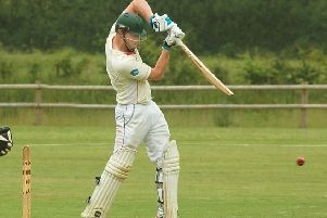 Myles Hickman hit his highest score of the season and took three wickets at Sileby EMN-190722-174903002