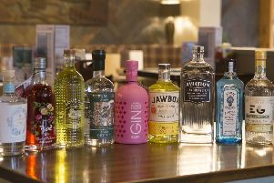 Wetherspoon gin festival will take place from August 16 to September 1 PHOTO: Supplied