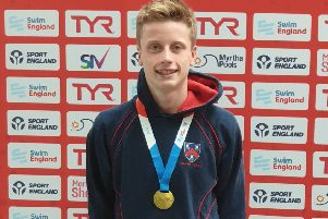 James Bartley sports his first national gold medal EMN-190815-103630002