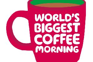 World's Biggest Coffee Morning for Macmillan takes place on September 27 PHOTO: Supplied