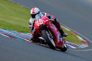 Hart had a hectic weekend at Mallory Park EMN-191209-163049002