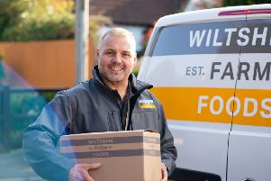 Melton man Paul Wells makes his TV debut in the latest Wiltshire Farm Foods TV advert EMN-200601-170156001