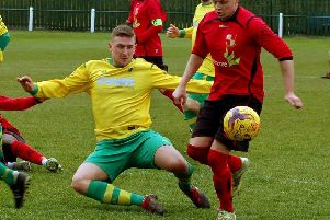 Centre-half Ross Dunlop tripled his goal tally for the season with a brace at Whittlesey EMN-200113-183446002