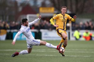 Teenager Adam May has enjoyed a memorable loan stay at Sutton United this season with a dream FA Cup clash against Arsenal to come later this month