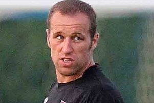 Crewe boss David Artell