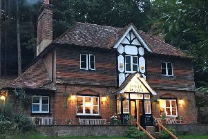 The Three Moles in Selham has been named the Observer Pub of the Year 2017