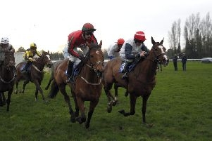 Boxing Day will bring a big crowd to Fontwell / Picture by Clive Bennett