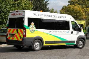 South Central Ambulance Service runs the patient transport service for Sussex