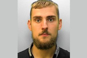 Liam Allen will be on the sex offender's register for life. Photo provided by Sussex Police