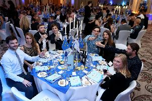 All smiles at the 2017 Sussex Sport Awards