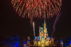 Disney's Magic Kingdom - Matt Stroshane, photographer