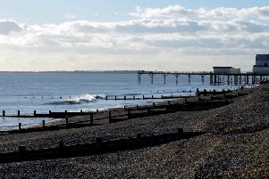 Bognor Regis Pier. Picture by Kate Shemilt