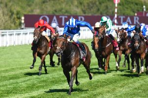 Goodwood's King George Stakes is run over five furlongs - now a race of the same length for two-year-old fillies is to be staged / Picture by Malcolm Wells