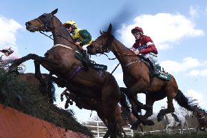 The 2018 Grand National / Picture by Getty Images