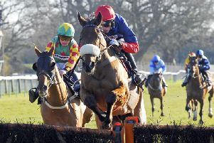 Hoping for Easter sunshine at the races / Picture by Malcolm Wells