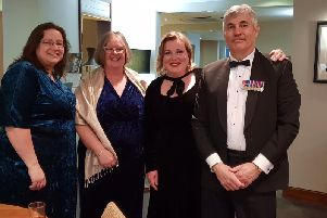 Sussex Armed Forces Network team