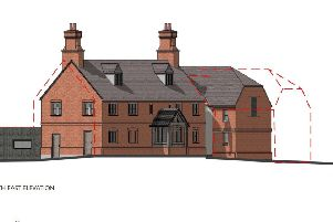 Proposed replacement home between Ifold and Plaistow
