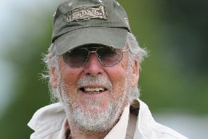Terry Hanlon, the voice of polo who has died