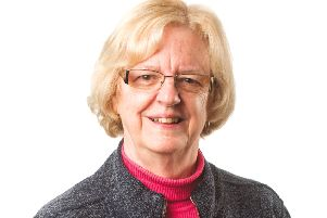 Eileen Lintill, leader of Chichester District Council