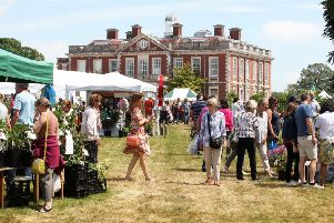 Many visitors attend the show each year