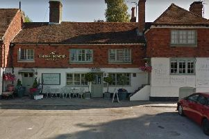 Three Crowns. Picture via Google Streetview