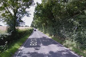 B2133 at Wisborough Green (photo by Google Maps street view)
