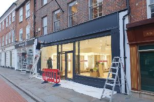 Managing director Charles Clinkard is confident the store will be a 'great fit' for Chichester