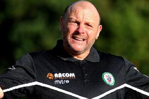 Burgess Hill Town manager Ian Chapman.'Picture by Steve Robards