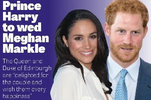 Everything you need to know about Prince Harry and Meghan Markle's engagement
