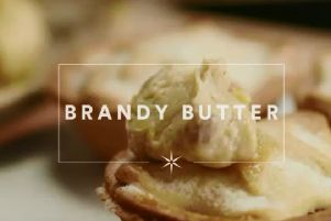 Brandy Butter recipe from Iceland