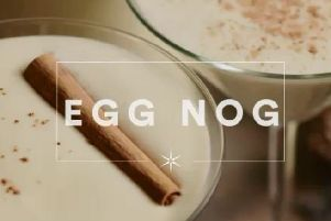 Egg nog recipe by Iceland