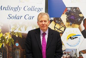 Dr Andrew Spiers, director of science and technology at Ardingly College, has been honoured with an MBE SUS-181001-094957001